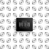 Small squares abstract pattern background royalty free illustration