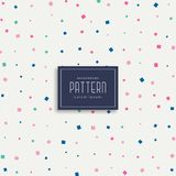 Small squares cute abstract pattern royalty free illustration