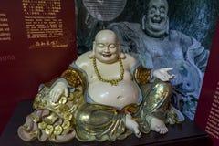 Small statue of Buddha Royalty Free Stock Image