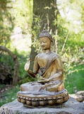 Small statue of Buddha Royalty Free Stock Images