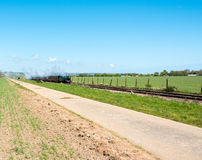Small Steam Train Royalty Free Stock Images