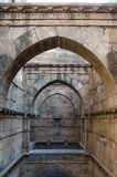 Small Stepwell in Ahmedabad Stock Images