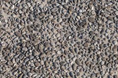 Small stone ancient pavement Royalty Free Stock Photos