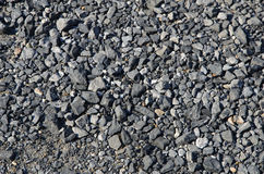 Small stone asphalt texture Royalty Free Stock Photos