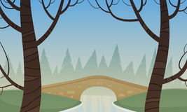 Free Small Stone Bridge Royalty Free Stock Image - 66479026