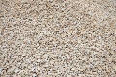 Small stone for building material Royalty Free Stock Photos
