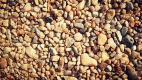 Small stone on floor. Art of small stone on floor stock photos