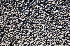 Small Stone Texture Royalty Free Stock Photos