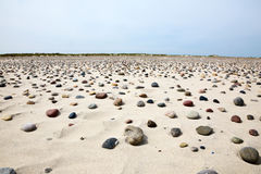 Small stones Royalty Free Stock Photography