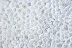 Small stones floor for background Royalty Free Stock Photo