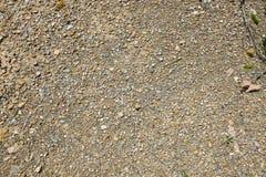 Small stones Royalty Free Stock Photo