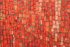 Small stones mosaic background Royalty Free Stock Photography
