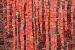 Small stones mosaic background Stock Images