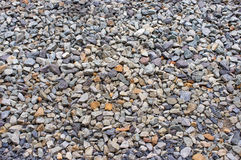 Small stones texture background Royalty Free Stock Photography