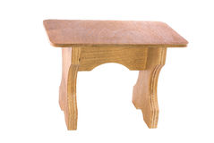 Small stool Royalty Free Stock Photography
