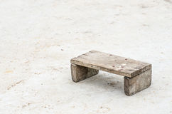 A small stool Stock Photography