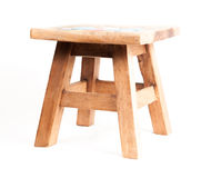 Small Stool Royalty Free Stock Images