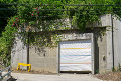 Small storage gate Royalty Free Stock Photo
