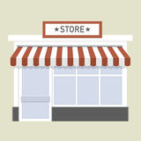 Small store front Stock Images