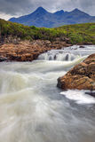 Small stream on the Isle of Skye Royalty Free Stock Photo