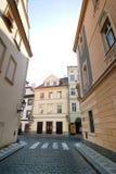 Small Street Royalty Free Stock Image