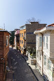 Small street in Istanbul Royalty Free Stock Image