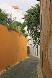 Small street of Lisbon Royalty Free Stock Photography