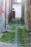 Small street. Old Town streets to pedestrian Stock Photography