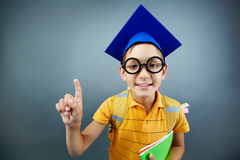 Small student Stock Photography