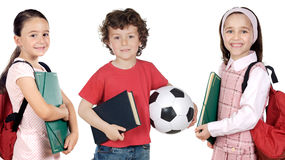 Small students Stock Image
