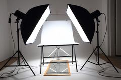 Small studio Stock Images