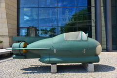 Small submarine Royalty Free Stock Image