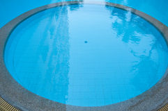 Small swimming pool Royalty Free Stock Photos