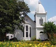 Small synagogue or tabernacle Royalty Free Stock Photos