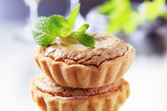 Small tarts Stock Images