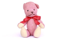 Small Teddy Bear Toy - Stock Image Stock Photos