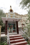 Small temple at the entrance of Shey Palace Ladakh Stock Photography