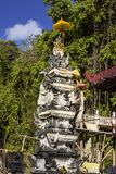 Small temple for good spirits, Nusa Penida, Indonesia Royalty Free Stock Photography