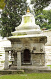 A small temple near main Pashupatinath temple, Nepal Royalty Free Stock Images