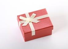 Small terracotta fancy box Royalty Free Stock Photography