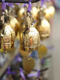 Small thai style bell Royalty Free Stock Photo