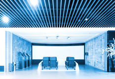 Small theater Stock Image
