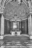 Small Throne Hall, Hermitage Museum, St. Petersburg, Russia Royalty Free Stock Photo
