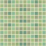 Small tiles green Stock Image