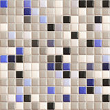 Small tiles seamless texture Royalty Free Stock Images