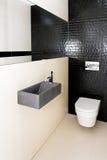 Small toilet Stock Photos