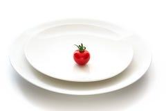 Small tomato Royalty Free Stock Photography