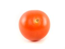 Small tomato variety cherry Stock Photography