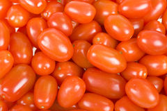 Small Tomatos Background Royalty Free Stock Photo