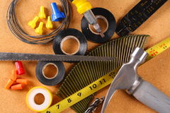 Small Tools Stock Photo